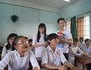 Vũ Quốc Việt xì-tin trong Về Trường