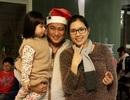 Diễn viên Minh Tiệp đưa con gái về quê ăn Tết