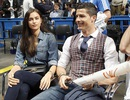 Irina Shayk đẹp đôi bên Cristiano Ronaldo