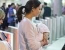Bạn gái Simon Cowell giảm cân nhanh sau khi sinh