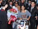 Fan Việt khiến Kelly Rowland xúc động