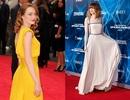 """""""Khám phá"""" thời trang đi quảng bá phim của Emma Stone"""