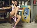 Selena Gomez làm người mẫu quảng cáo