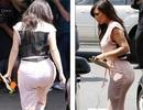 Cô Kim mặc đồ tự thiết kế
