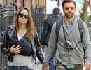9 ngày sau khi sinh, Olivia Wilde đưa con ra phố