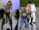 Vóc dáng nuột nà của Shakira