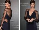 Người đẹp Hollywood gợi cảm với váy voan mỏng