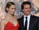 Emily Blunt đẹp đôi bên Tom Cruise