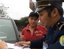"""Hà Nội: Truy quét xe dù tại """"bến xe ma"""""""