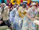 Cuộc chiến bánh kem - lễ hội độc đáo nhất xứ sở sương mù
