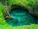 Hồ bơi kỳ diệu nhất của tự nhiên làm tan chảy những ngày oi nóng