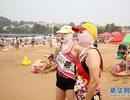 Tuyệt chiêu siêu độc tránh nóng của người Trung Quốc