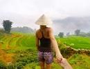 """Cặp đôi mới """"Đưa em đi khắp thế gian"""" khoe ảnh du lịch Việt Nam"""