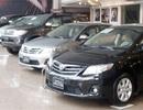 Toyota Vios là mẫu xe du lịch bán ra nhiều nhất trong tháng 5/2015