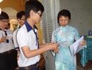 3.851 thí sinh dự thi để xét công nhận tốt nghiệp THPT