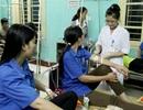 Hàng chục công nhân nhập viện do ngộ độc thực phẩm
