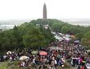 Hàng vạn du khách nườm nượp về trẩy hội chùa Phật Tích