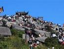 Hội xuân Yên Tử sẽ treo lá cờ Phật giáo lớn nhất thế giới