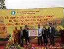 Chùa Phật Tích đón nhận Bằng di tích Quốc gia Đặc biệt