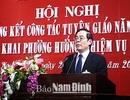 Thay đổi nhân sự lãnh đạo tại Nam Định và Thái Bình