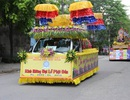 Tưng bừng các hoạt động chào mừng Đại lễ Phật đản