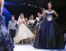 Dàn mẫu Việt tỏa sáng tại tuần lễ thời trang Việt Nam quốc tế