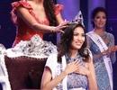 Lan Khuê đăng quang Hoa khôi áo dài Việt Nam