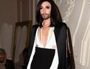 Người đẹp có râu e ấp dự tuần lễ thời trang Paris