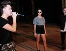 Bảo Anh, Hoàng Tôn và Minh Vương lần đầu hát chung trên sân khấu