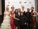 Mâu Thủy, Quỳnh Châu tiếp tục tự tin tỏa sáng tại New York Fashion Week