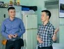 Nguyễn Hồng Ân làm họp báo ở mái ấm dành cho trẻ bị HIV/AIDS