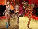 Những hình ảnh quyến rũ về siêu mẫu Anh trên sàn catwalk
