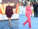 Scarlett Johansson đọ dáng siêu mẫu