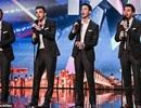 Bốn cha con gây ấn tượng tại Britain's Got Talent