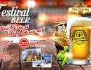 Sôi động với lễ hội Beer tại thế giới Bia Lã Vọng