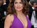 Salma Hayek: nữ hoàng không ngôi tại Cannes