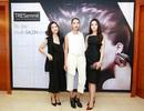 Hoa hậu Kỳ Duyên xinh đẹp với váy đen