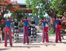 Rộn ràng Lễ hội Carnival tại Vinpearl Land Nha Trang