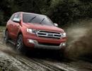 Ford Everest thế hệ mới được trang bị động cơ EcoBoost