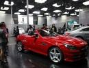 Nhà giàu Trung Quốc chuộng xe Mercedes