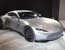 Lộ diện siêu xe Aston Martin DB10 mới của Điệp viên 007