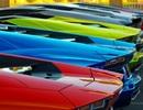 Quyến rũ sắc màu Lamborghini