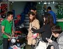 """Khách hàng sốt sắng với chương trình quà tặng """"khủng"""" của HKbike"""