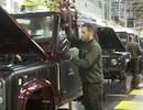 """Xem quy trình sản xuất """"vua offroad"""" Land Rover Defender"""