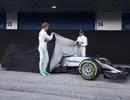 F1 W06 Hybrid sẽ giúp Hamilton bảo vệ chức vô địch?