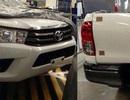 Hình ảnh đầu tiên của Toyota Hilux thế hệ mới