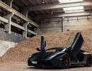Lamborghini Aventador đen tuyền cá tính