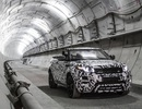 Range Rover Evoque sẽ có bản mui trần