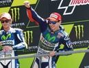 Chiến thắng 1-2 đầy thuyết phục của Movistar Yamaha MotoGP