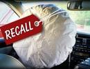 Số xe bị triệu hồi do lỗi túi khí đã lên đến hơn 36 triệu